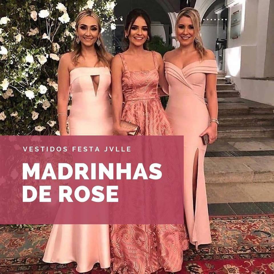 Madrinhas de Rose (novidades)