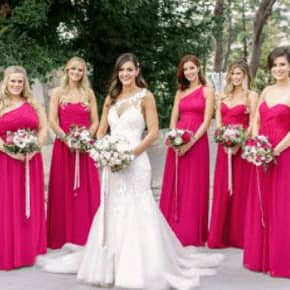 Madrinhas de Pink